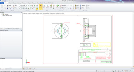 Computer Aided Design (CAD) just writing for you